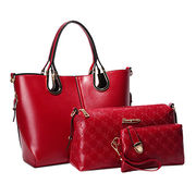 PU leather handbags sets styles for women ODM and OEM orders are welcome from Iris Fashion Accessories Co.Ltd