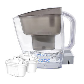 UV lamp alkaline water filter pitcher design with low price from Shenzhen Yomband Electronics Co. Ltd