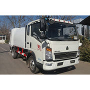 3 Ton Compactor Garbage Truck for Dongfeng