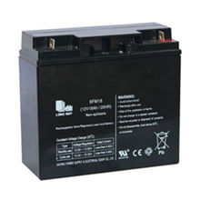 China 6FM18 storage chargeable battery for solar air-conditioner