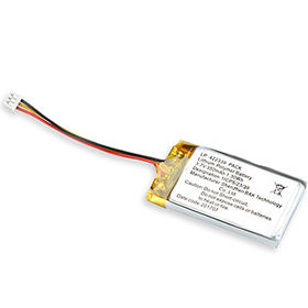 China 3.7V 350mAh LP-422339-PACK Lithium Polymer Battery