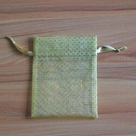 China OEM organza tea bag