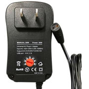 China 30W Universal Multi Voltage AC/DC Adapter