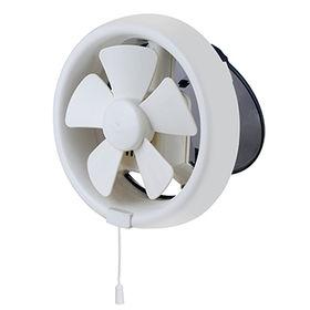 China Waterproof Window Mounted PP Ventilation Fan