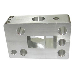 China 6063 6061 Aluminum CNC Machined Parts
