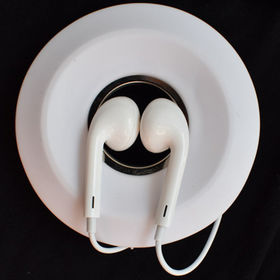 China Earbud Cable Management and Headset Storage Box