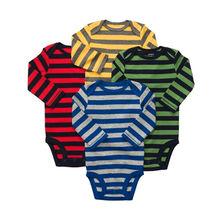 China Short-sleeved baby bodysuit