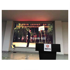 China Indoor p4mm LED video wall LED advertising board display panels