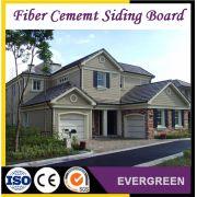 Exterior Wall Fiber Cement Siding Panel Board