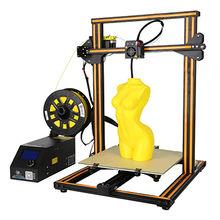 China Creality 3D update CR-10S dual Z axis T lead screws and motor filament sensor hot DIY 3D printer