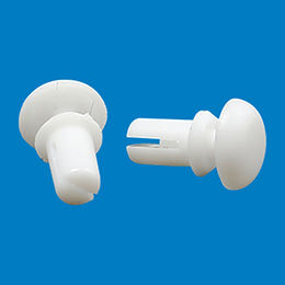 Plastic Snap Rivet, Made of Nylon, Various Shape/Size, 94V-2 Flame Class from Ganzhou Heying Universal Parts Co.,Ltd