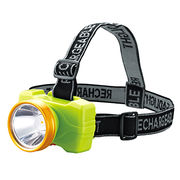 China Rechargeable LED headlight
