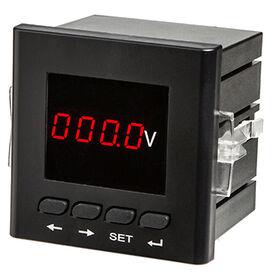 Wholesale Single phase panel mounted digital AC voltmeter, Single phase panel mounted digital AC voltmeter Wholesalers