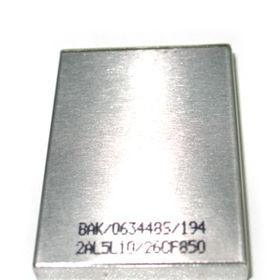 Li-ion Single Cell 28g 3.7V 850mAh Power Supply from Shenzhen BAK Technology Co. Ltd