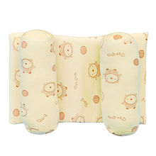 China Head Neck Support Baby Newborn Safety Sleeping Anti-rollover Pillow ICTI Approval