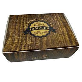 China Food-grade cheese cake box