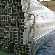 China Galvanized zinc coated hollow section