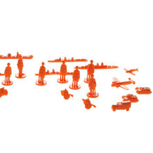 China OEM small plastic toy soldiers