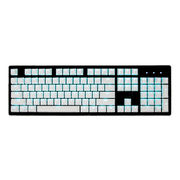 China 104-key Blue Switch Mechanical Keyboard