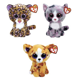 TY Beanie Boos cooperative supplier, custom plush toy ICTI approval from Dongguan Yi Kang Plush Toys Co., Ltd