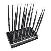 China 16 Antennas Mobile Signal Jammer