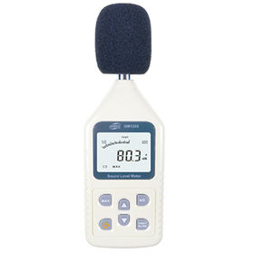 China Digital Sound-level Meter,GM1358, 30-130dBa/35-130dBc, AC/DC Output/Easy Operating/High-accuracy/LCD
