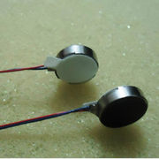 China 8mm diameter, 3.4mm length micro DC coin vibration motors