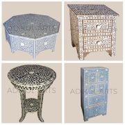 Wholesale indian mop camel bone inlay furniture handicraft, indian mop camel bone inlay furniture handicraft Wholesalers