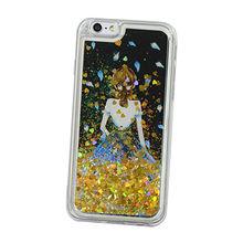 China Diamond quicksand phone cases