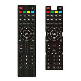 China Universal Remote Control Smart TV Box Remote Control from SHENZHEN CHAORAN TECHNOLOGY CORP.