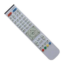 Good quality silicone key universal smart TV remote control from SHENZHEN CHAORAN TECHNOLOGY CORP.