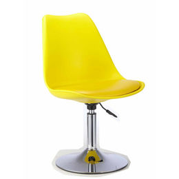 Adjustable plastic chair with metal legs from Langfang Peiyao Trading Co.,Ltd