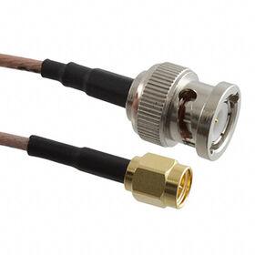 Taiwan SMA Male to BNC Plug Straight RF adapter coaxial