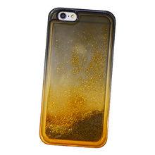 China Hybrid quicksand phone case