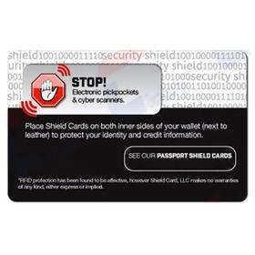 China Blocking/Shield RFID Card without Sleeve