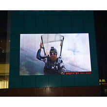 China Outdoor P6 SMD LED Message Centre
