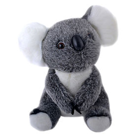 Plush koala custom plush toy ICTI approval from Dongguan Yi Kang Plush Toys Co., Ltd