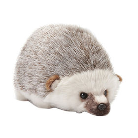 Hedgehog custom plush toy creative toys custom plush toy with ICTI approval from Dongguan Yi Kang Plush Toys Co., Ltd