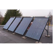 China Heat-pipe solar collector