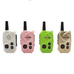 China Wholesales Colourful Mini Portable Walkie-talkie Radio Yanton T-M5