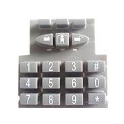 Wholesale Customized silicone keypad, Customized silicone keypad Wholesalers