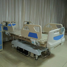 China 8-function electric ICU hospital medical bed