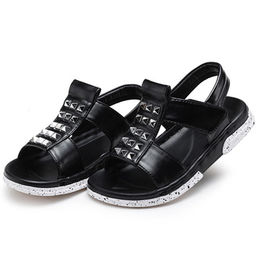 China Baby boy shoes wholesale summer fashion clinch bolt sandal for boy