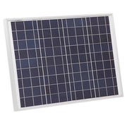 Wholesale Solar panel modules Poly-crystalline Silicon 40W, Solar panel modules Poly-crystalline Silicon 40W Wholesalers
