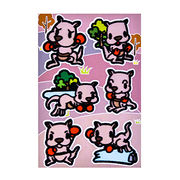 China Paper Sticker