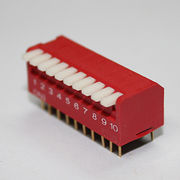 China Blue DIP Switch for Audio Equipment