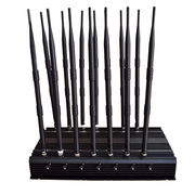 China 14 Antennas Mobile Signal Jammer