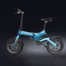 Foldable Electric Bicycle Shenzhen Concepts Wit Technology Co. Ltd