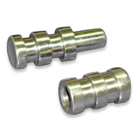 Precision Turned Parts, Made of Brass, Various Types are Available from HLC Metal Parts Ltd