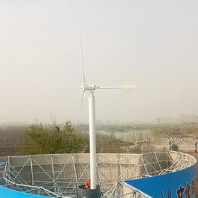 China 3kW wind generator turbine